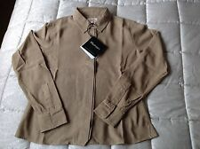 Rohan Ladies Travel Linen Shirt Size Small  - Bnwt