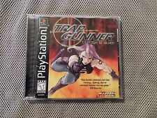 Trap Gunner (Sony PlayStation 1, 1998)  COMPLETE