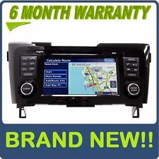NEW NISSAN Rogue X-Trail Navigation GPS System LCD Display Radio MP3 CD Player