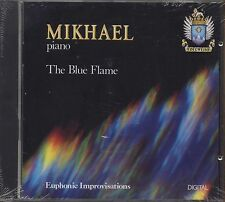MIKHAEL - The blue flame - CD EDELWEISS 1989 SEALED SIGILLATO