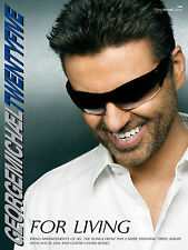 Twenty-Five For Living George Michael Pop Piano Voice Guitar FABER Music BOOK