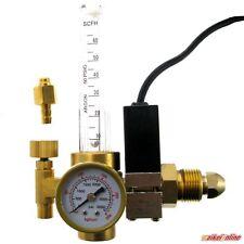 Argon CO2 Mig Tig Flow meter Regulator Welding Weld
