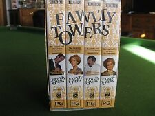 The Complete Fawlty Towers (VHS) box set - NEW (1998)