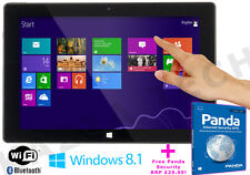 "Linx 10 Intel Atom Z3735F 32GB SSD Windows 8.1 10.1"" Tablet IPS HD + Windows 10"