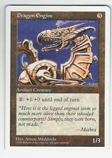 MTG 5th Edition Rare Dragon Engine, M to NM, NBP