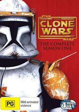 StarWars THE CLONE WARS Animated Series SEASON 1 : NEW DVD