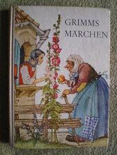 Märchen der Brüder Grimm altes Märchenbuch von 1956, Bilder  Gisela Werner