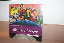 The Rough Guide Latin Rare Groove Volume 2 NEW SEALED vinyl LP RSD 2015 + down