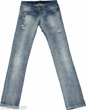 Only Jeans  Lola  Gr. 26/32  Stretch  Used/Destroyed Look