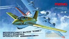 "Meng Model 1/32 QS-001 Messerschmitt Me163B""KOMET""Rocket-Power Interceptor"