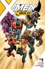 X-MEN GOLD 1 1st PRINT NM ADRIAN SYAF CONTROVERSIAL ART GET IT NOW SOLD OUT