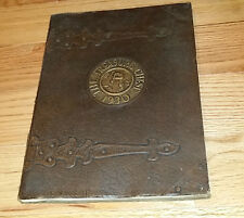 1930 Ashland High School The Treasure Chest  Ashland Ohio Yearbook