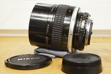 Nikon Nikkor 105 mm F/1.8 MF Objektiv *TOP* adaptierbar an digital Sony 7r 7s 7s