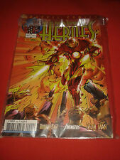 MARVEL N°20 MARVEL HEROES IRON MAN AOUT 2002 DC COMICS PANINI