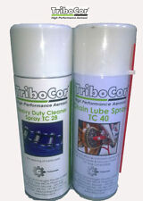 TriboCor Bike Chain Lube TC40(500ml) and Heavy duty Cleaner TC28(500ml) Combo