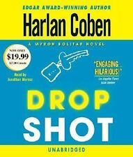 Myron Bolitar: Drop Shot No. 2 by Harlan Coben (2006, CD, Unabridged)