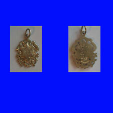 Kingston Hull  Rugby Union Silver & Gold Watch Fob 1898