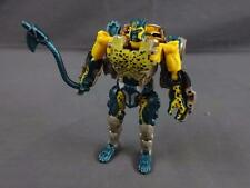 Transformers Beast Wars Cheetor Transmetal Action Figure Complete