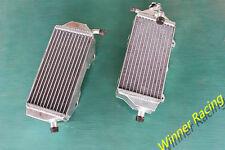 L&R Aluminum Radiator YAMAHA YZ250F(249CC) YZ450F(449.7CC) 4-STROKE 2014-2017