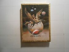 "Boris Vallejo ""Golden Wings"" Book Plates!!! Original Shrink Wrap!!"