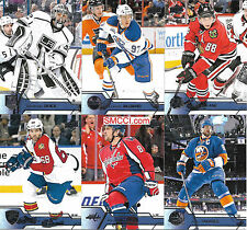 2016 2017 Upper Deck Series One Hockey Complete 200 Card Set Stamkos plus 16 17