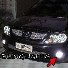 2005 2006 2007 2008 Toyota Fortuner Halo Fog Lamp Angel Eye Driving Light Kit