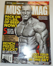Musclemag Magazine Michael Liberatore Pack On 20 Pounds October 2010 101014R