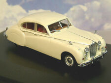 EXCELLENT OXFORD DIECAST 1/43 1950 JAGUAR MKVII M MK7 IN IVORY JAGVII006