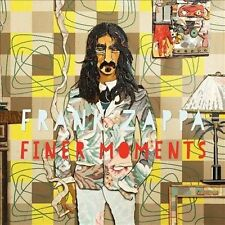 Finer Moments - Zappa,Frank LP NEW, SEALED