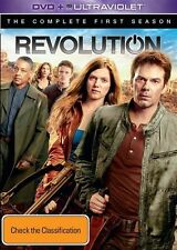 REVOLUTION The Complete First Season DVD R4