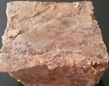 2 lb ORGANIC AFRICAN BLACK SOAP Melt And Pour 100% All Natural BULK Wholesale