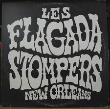 LES FLAGADA STOMPERS HOT CLUB_LYON NEW ORLEANS FRENCH LP