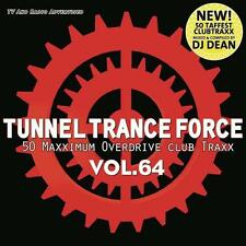Tunnel Trance Force Vol.64 von Various Artists (2013) NEU,Doppel-CD