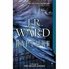 Rapture (Fallen Angels, Book 4) by Ward, J.R., Good Book