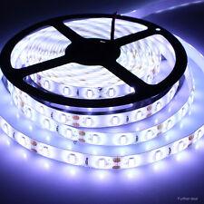 Waterproof 5630 Led Strip Light Flexible Lamp 5M 300Leds Cool White SMD 12V