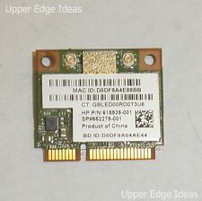 Wireless WLAN Wifi Card 652279-001 615939-001