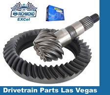 "Richmond Excel GM 8.5"" 8.6"" 10 Bolt 4.10 Ratio Ring and Pinion Gear Set"