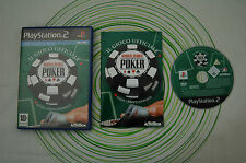 World series of poker ps2 pal