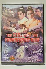 The Girl with the Thunderbolt Kick ntsc import dvd English subtitle