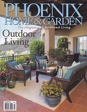 Phoenix Home & Garden October 2013 -- Outdoor Living, Equestrian Estate, Italian