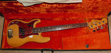 Fender P Bass Left-handed 1966