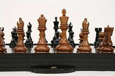 "MegaChess Giant Teak Chess Set with an 8"" King"
