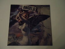 The Angels From Angel City ‎– Beyond Salvation - Chrysalis ‎Vinyl LP  1989