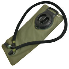 Olive Green 2.5L WATER BLADDER - Ideal for Molle Rucksacks Camping Hiking