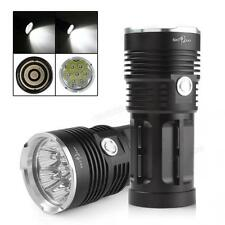 SkyRay 7x CREE CREE XM-L T6 LED 10000LM Waterproof IP-X6 Bike Flashlight Torch