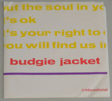 "7"" US**BUDGIE JACKET - WORLD'S FAMOUS EP (PARASOL RECORDS '93)***11436"