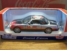 OHIO  STATE  BUCKEYES,  2002 Ford Thunderbird  Hardtop  White Rose Collectibles