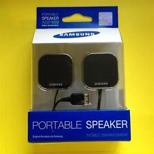 Original Samsung ASP600 Portable Stereo Mini Speakers for S20 Pin Mobile Phone