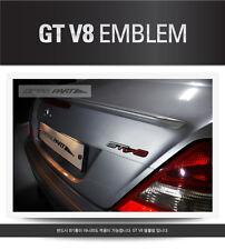 (fit: PORSCHE 911 boxster cayman panamera cayenne carrera) GT V8 Emblem