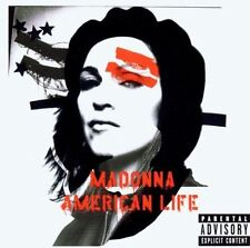 *NEW* CD Album - Madonna - American Life (Mini LP Style Card Case)